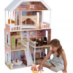 Kidkraft - Maison de Poupées en Bois Savannah